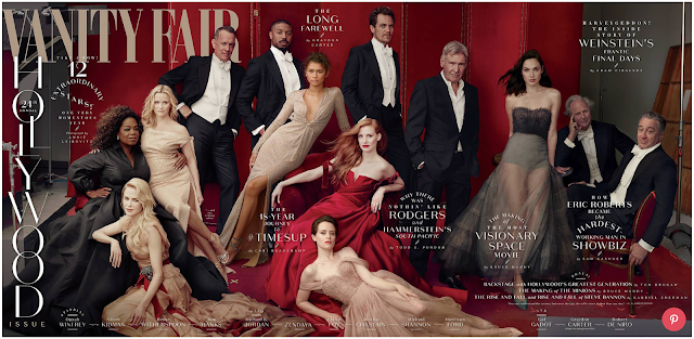 James Franco Erased From Vanity Fair Cover After Sexual Misconduct Accusations