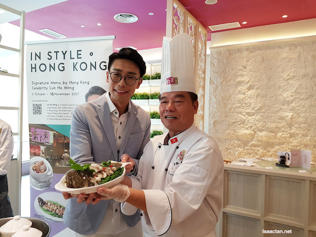 In Style Hong Kong - A Taste & Feel Of Hong Kong with Celebrity Luk Ho Ming