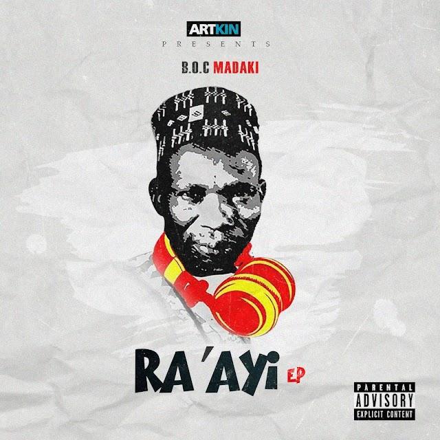 [EP] B.O.C- RA'AYI | @bocmadaki 🙆