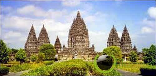 Candi Prambanan, Jawa Tengah Indonesia