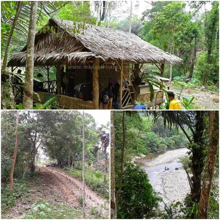Wisata Alam Batu Rongring Langkat Sumatera Utara