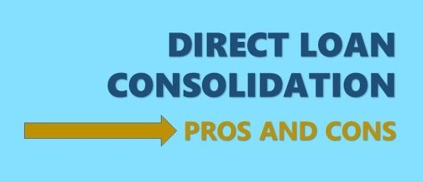Direct Student Loan Consolidation