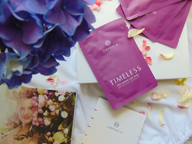 Orphica Timeless Anti-Ageing Face Mask - opinia