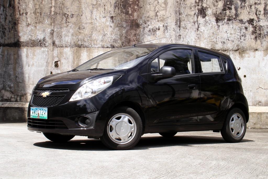 review 2012 chevrolet spark 1 0 lt a t philippine car news car reviews automotive features. Black Bedroom Furniture Sets. Home Design Ideas