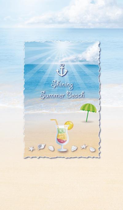 Shining Summer Beach*