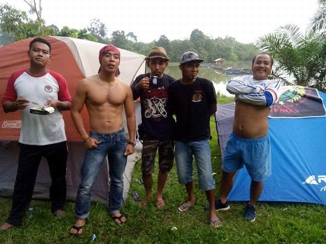 Danau Sigombak lagi