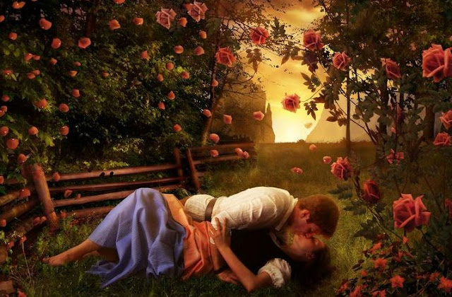 Romantic Good night HD Images