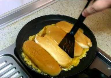 Resepi Roti John Asli Paling Sedap