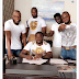 Gist: Davido's Welcomes New Act Peruzzi To His DMW Label