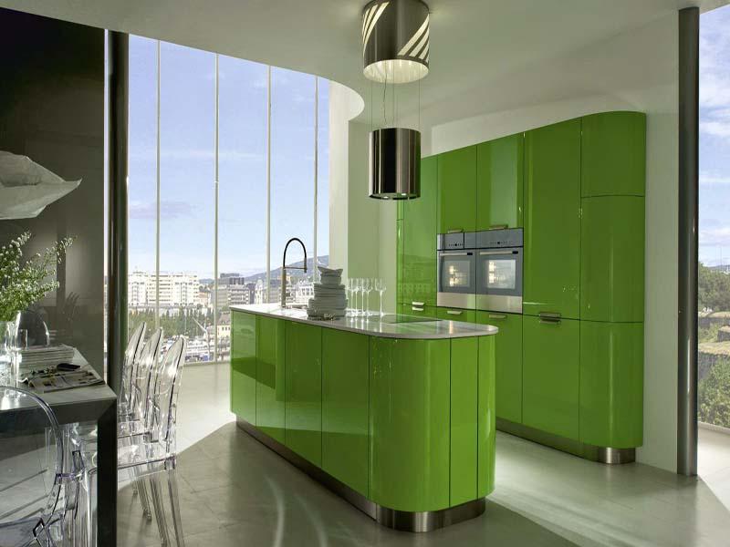 Desain Rumah Minimalis  Warna  Hijau  gambarrumahdot rumah