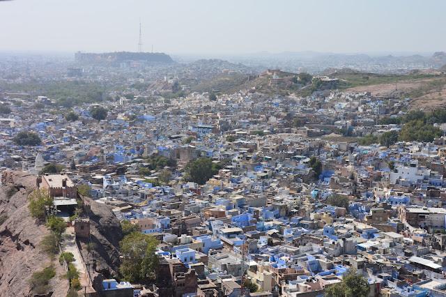 Ville bleue de Jodhpur