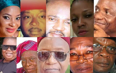 yoruba actors died 2017