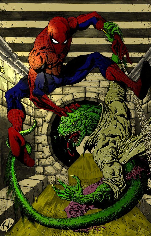 Gulai Tempoyak Ikan Patin: Spider-Man oh Spider-Man