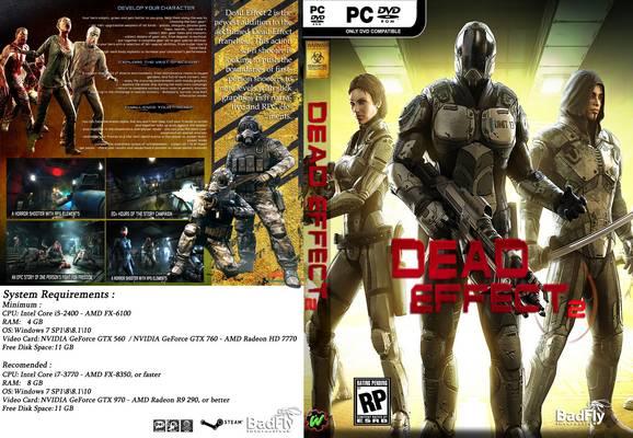 تحميل لعبة dead effect 2 برابط واحد وبدون تثبيت للأجهزة ضعيفة