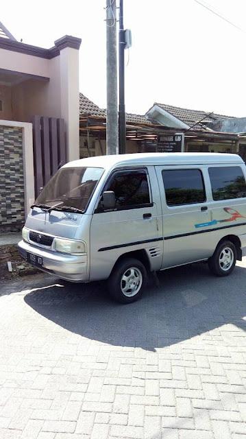 Suzuki Realvan Grv tahun 2002