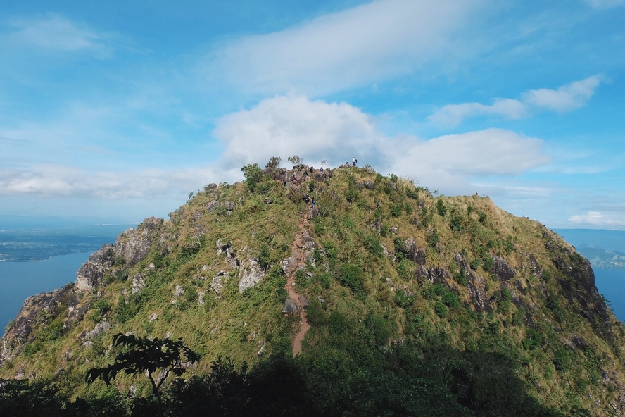 Mt. Maculot, Cuenca, Batangas