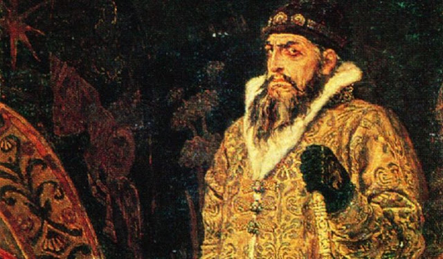 Ivan the Terrible was a terrible parent Mommy Cusses funny mom blog post