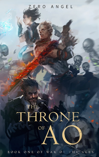 """The Throne of Ao"" is now available . . . again"