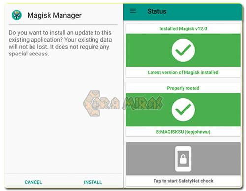 Download Aplikasi Magisk Root versi Terbaru, bagaimana Cara Menggunakan magisk root dan Penjelasan Lengkap tentang Apa itu Magisk Root? apa kelebihan dan kekurangannya.