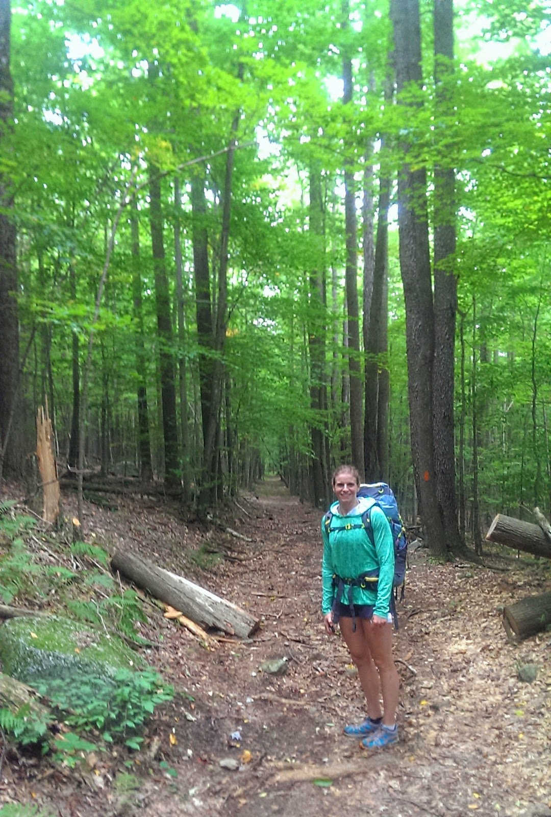 Backpacking Pennsylvania: 27 Miles in Two Days on Old ...