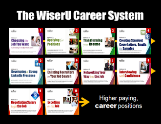 Ask about the WiserU Career System!
