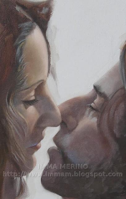 oleo sobre lienzo, pintura