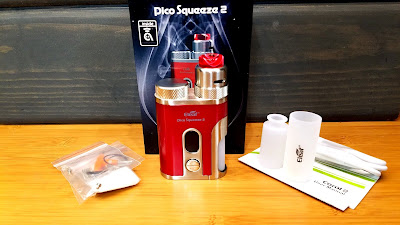 Here's a Coupon Code for You | Eleaf Pico Squeeze 2 with Coral 2 Hot Sale!