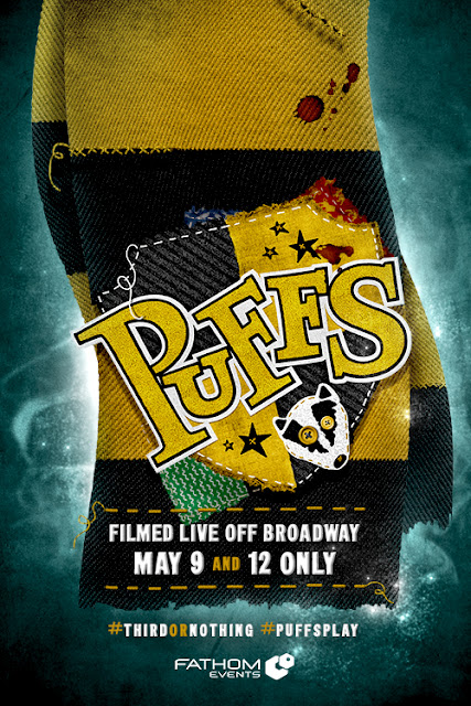 """Puffs: Filmed Live Off Broadway"" - poster"