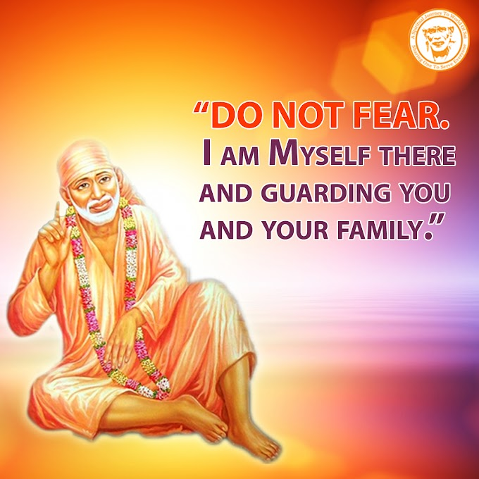 My Life's Teachings From Sai Satcharitra