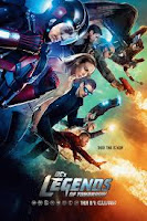 DC's Legends of Tomorrow: Season 1 (2016) Poster