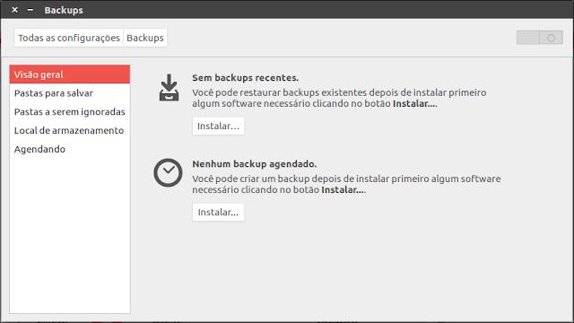 Deja Dup Ubuntu