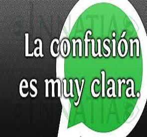 pensamientos confusos generan vidas confusas
