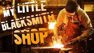 My Little Blacksmith Shop, Unreal engine 4 istifadə edilərək hazırlanan rpg növü bir simulator oyunudur.