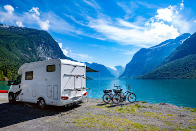 Motorhome rental in Iceland and Scandinavia