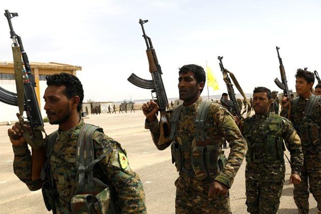 Syrian ,Kurds
