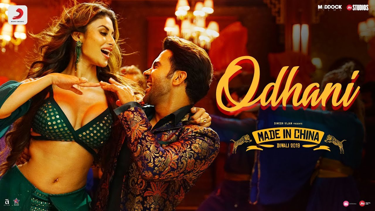 Odhani Official HD  Download – Made In China | Rajkummar Rao & Mouni Roy