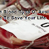 If You're Blood Type O, Avoid Doing This To Save Your Life