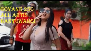 Lirik Lagu Goyang 250 - All Artis BWI