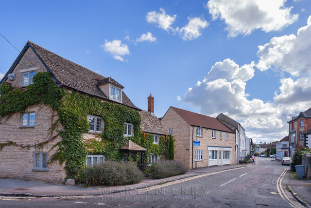 Cotswold village of Eynsham in Oxfordshire by Martyn Ferry Photography