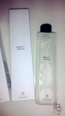 Review; Son&Park's Beauty Water