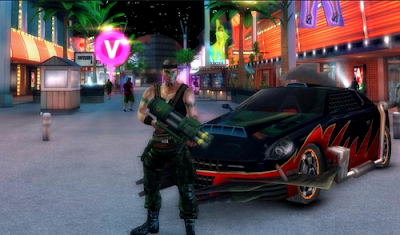 Download Gangstar Vegas Apk+Data OBB Mod