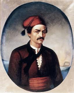 Σαν σήμερα 2 Σεπτεμβρίου του 1877 πεθαίνει ο Κωνσταντίνος Κανάρης, ο Ναύαρχος της Επανάστασης του 1821