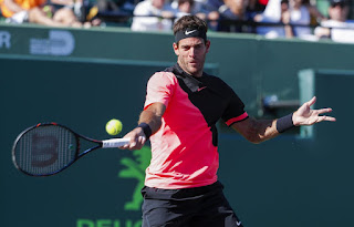Cilic, Del Potro advance as Dimitrov falls in Miami