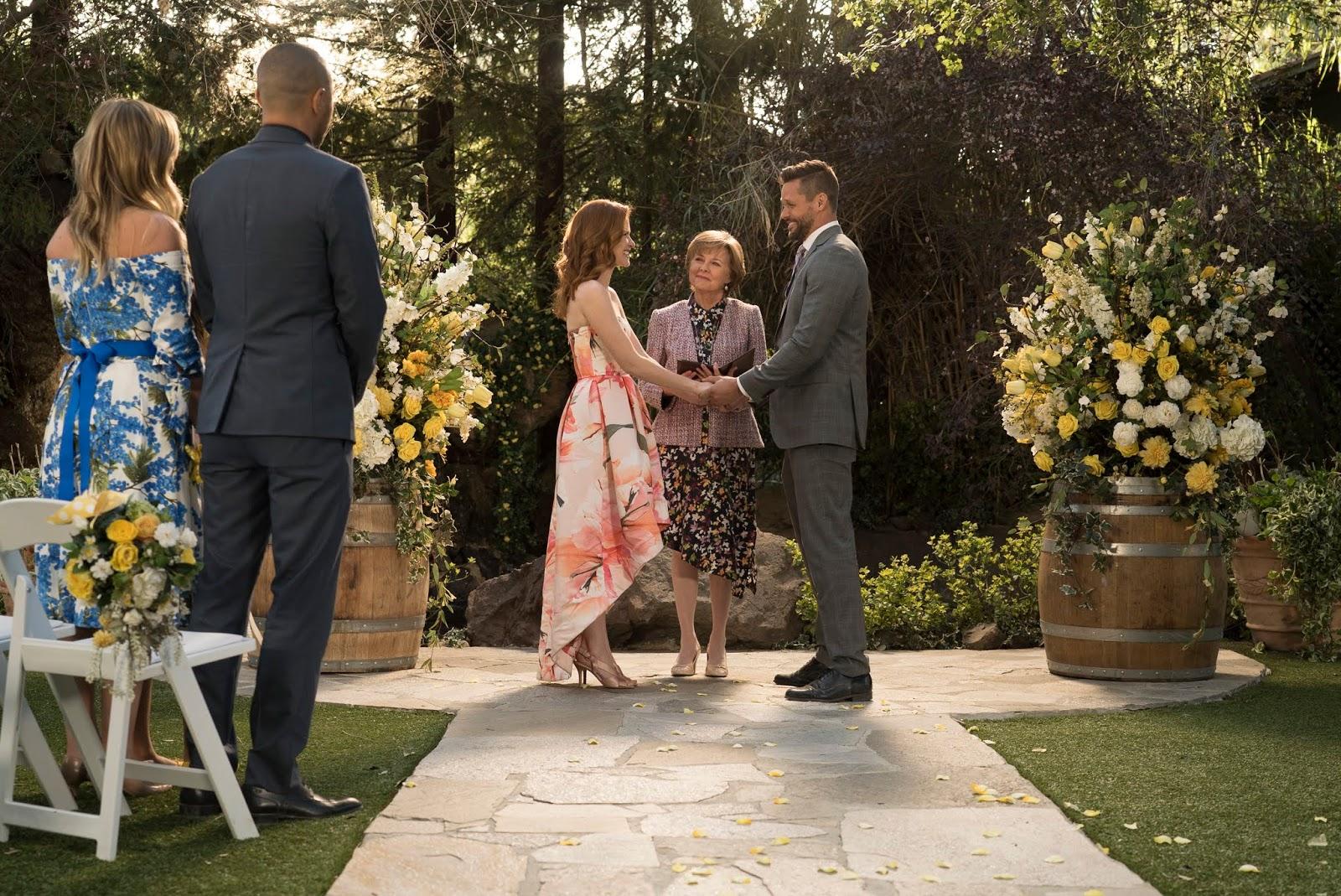 Grey's Anatomy 14x24 All of Me April Matthew
