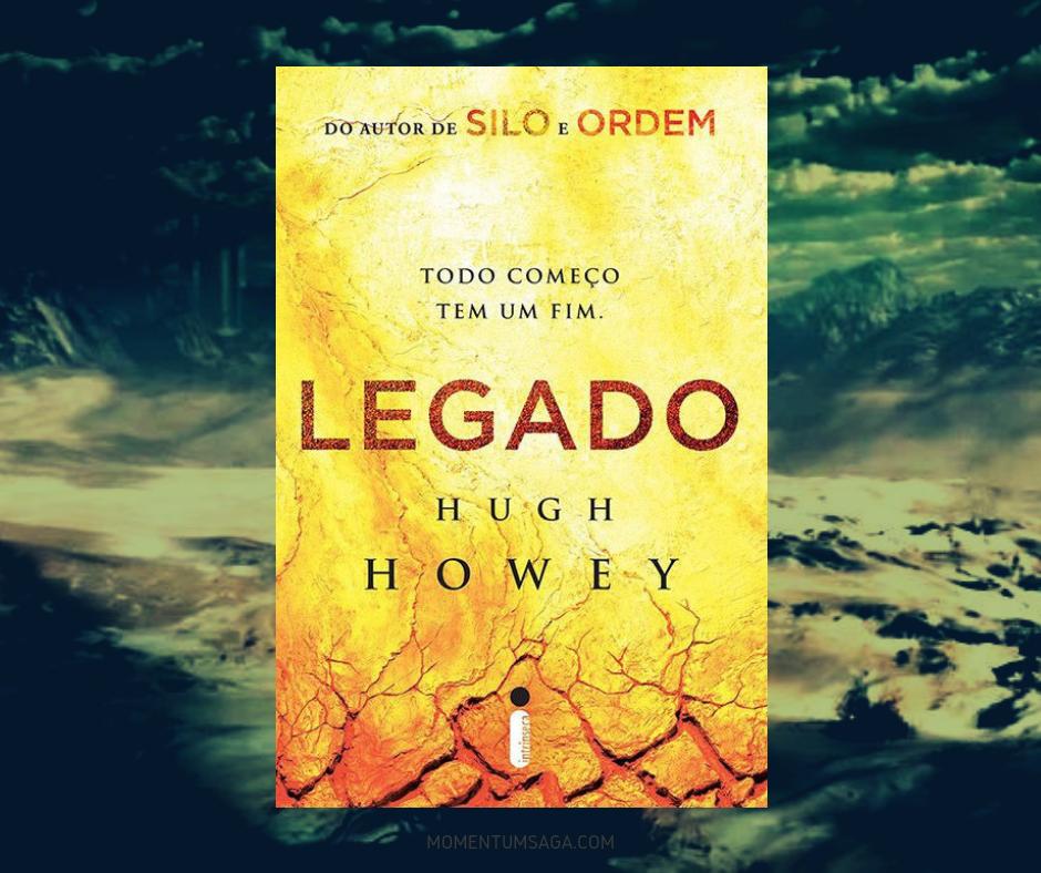 Resenha: Legado, de Hugh Howey
