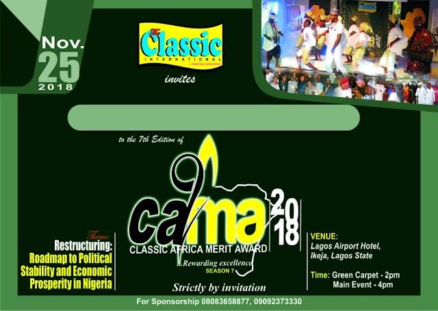 Abia State Governor, Obasa, Kanu, Iyabo Ojo, Lola Akande Others To Grace CAMA 2018