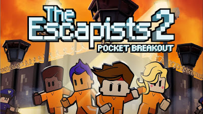 The Escapists 2 Mod Apk + Data for Android (paid)