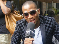 D'banj Wins Best African Act At 2012 MOBO Awards
