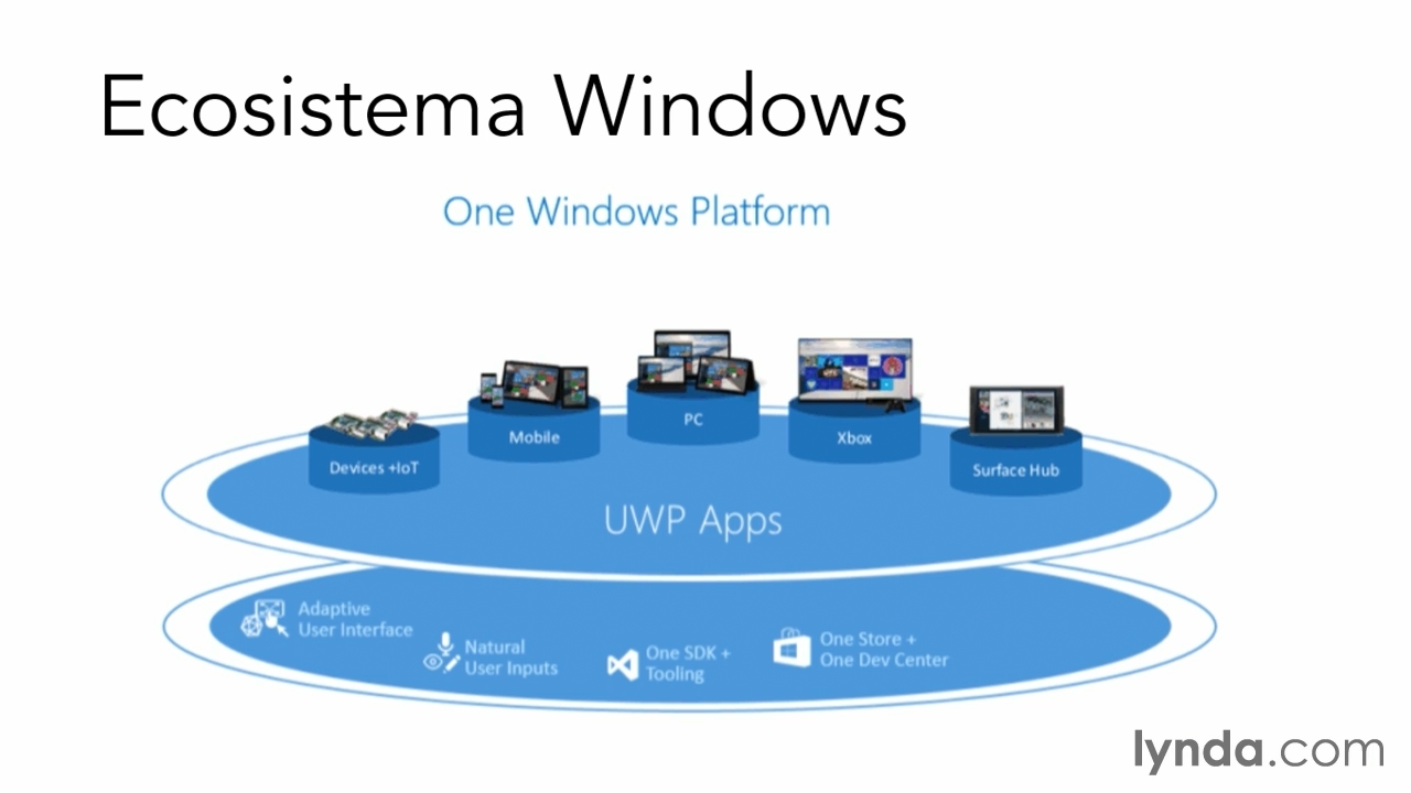 Ecosistema Windows