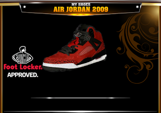 NBA 2K13 Air Jordan Spizike 2K Shoes Patch